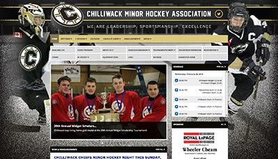 Chilliwack Minor Hockey Association